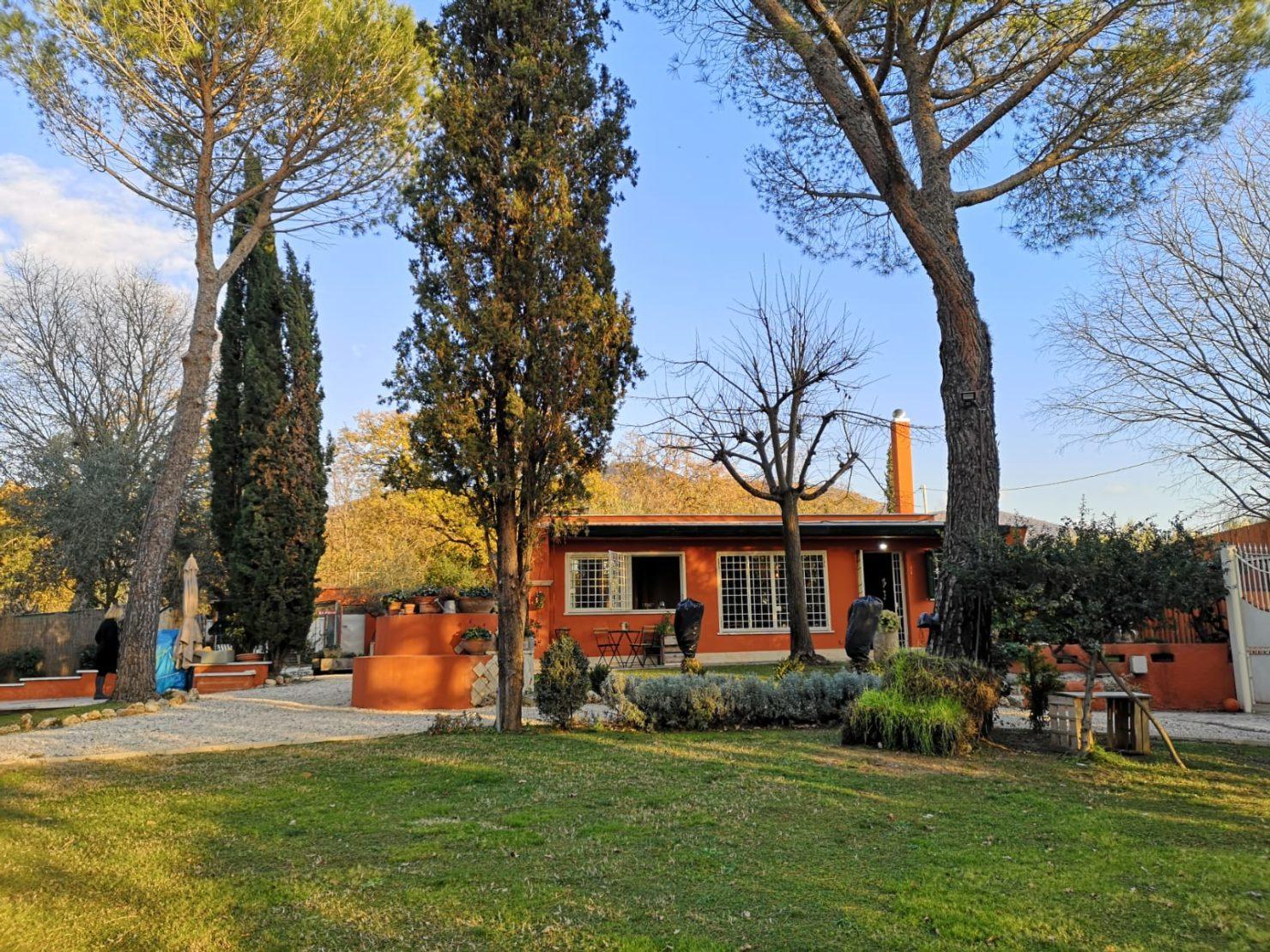 Villa Adriana,Via dei Tranvai, Villa Singola