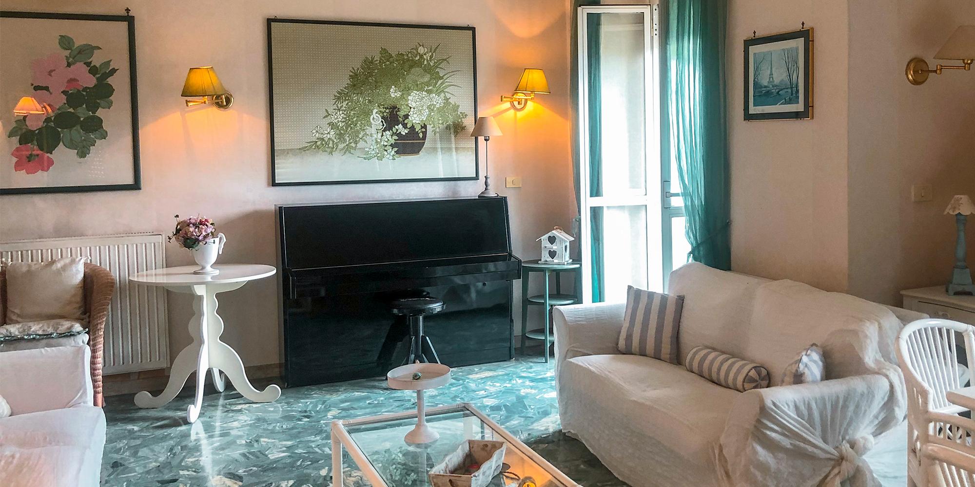 Tivoli, via Tiburto, Appartamento ampia metratura